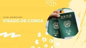 Visado de Corea del Sur
